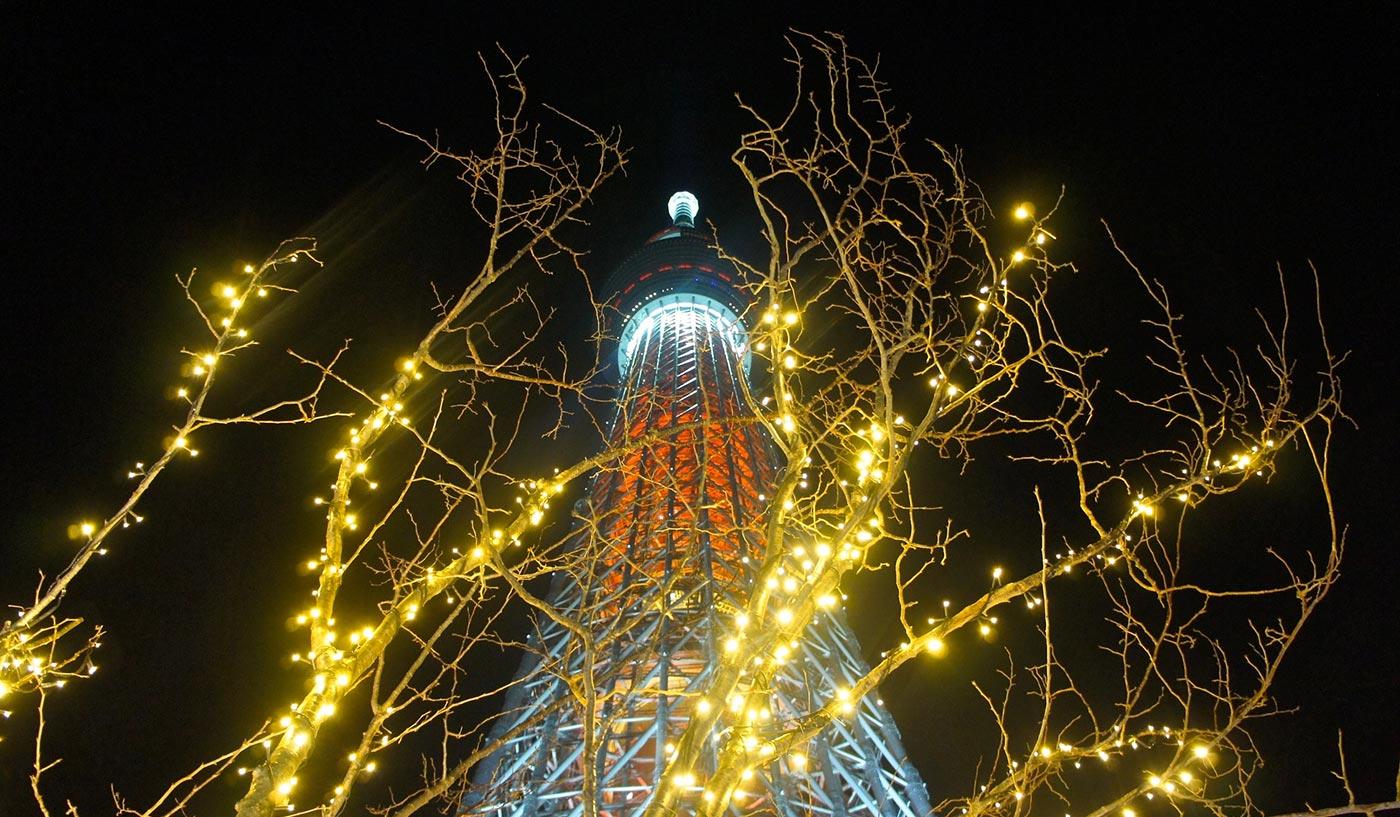 Tokyo Illumination Skytree