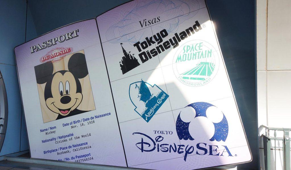 Tokyo Disneyland Tips Passport