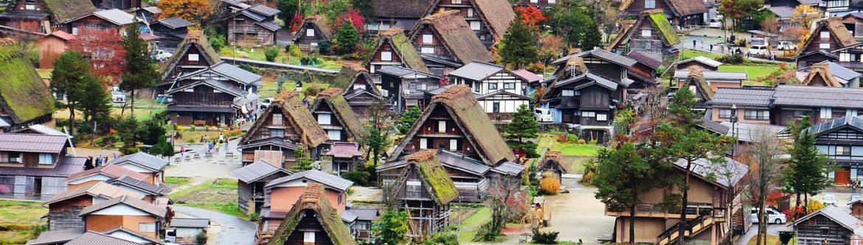 Places to visit in Japan Shirakawa-go