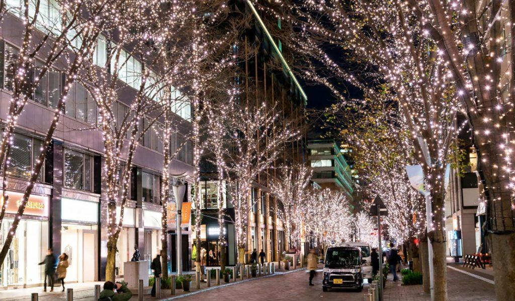 Tokyo Illumination Marunouchi