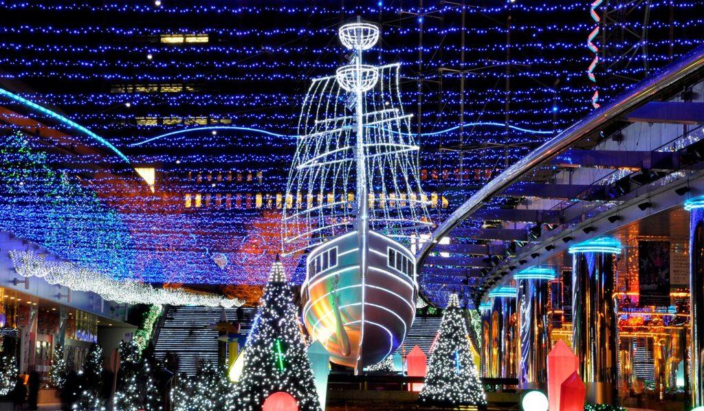 Tokyo Illumination Dome City