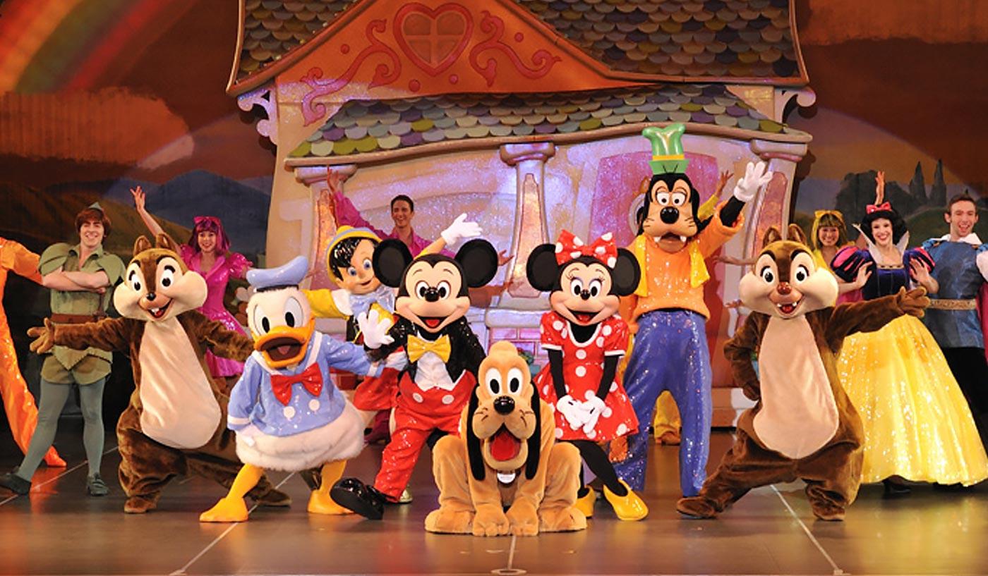 Tokyo Disneyland Tips Show