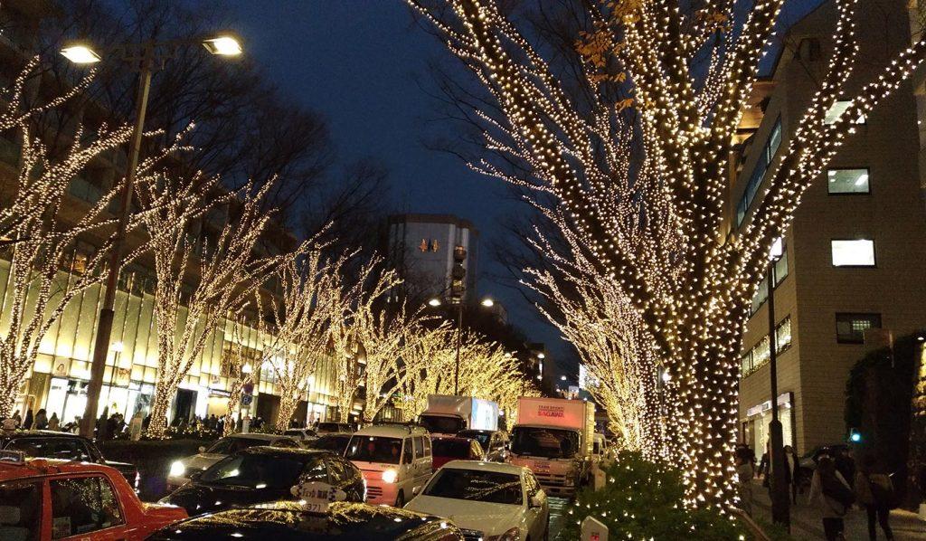 Tokyo Illumination Omotesando Hills