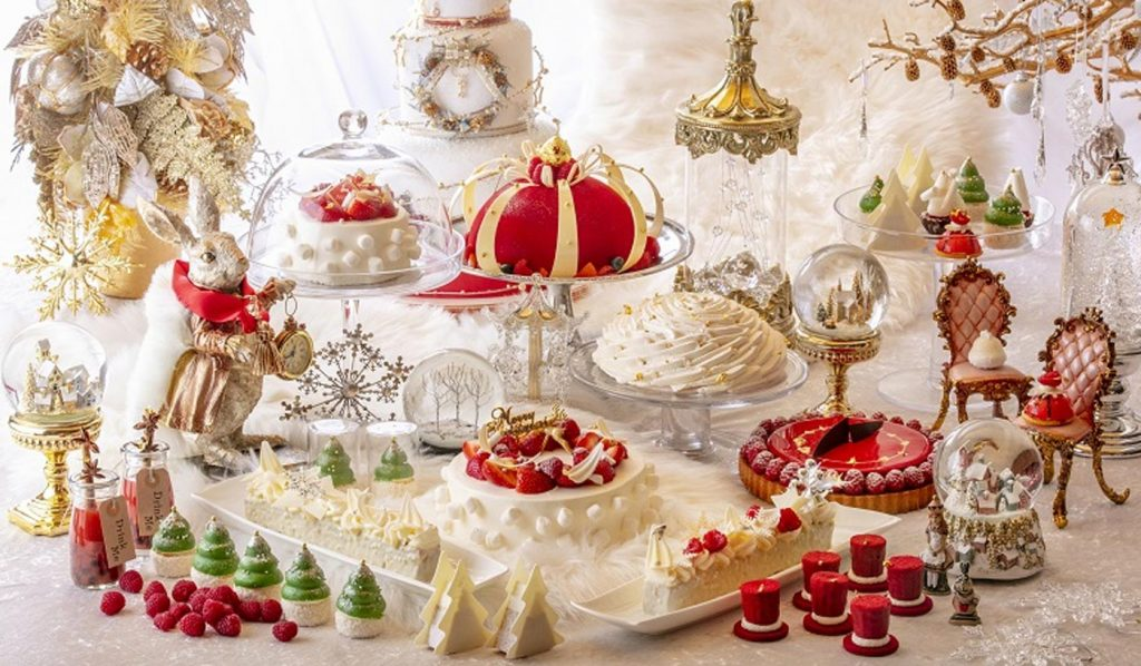 9-Christmas limited edition Japan Hilton Tokyo