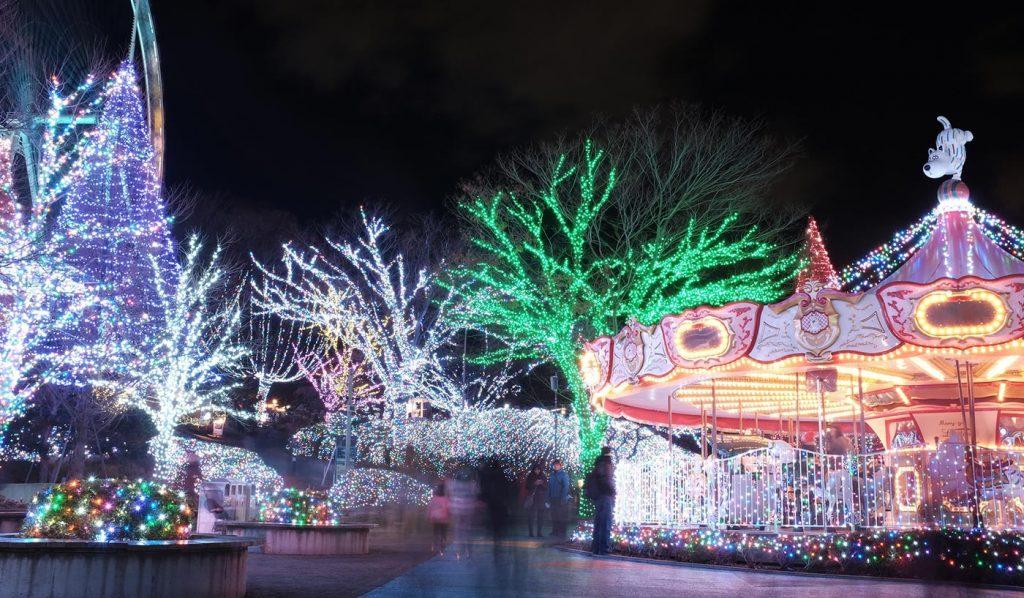 Tokyo Illumination Yomiuri Land Jewellumination