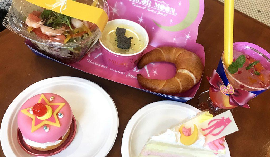 Beverly Hills Boulangerie Universal Studios Japan Tips