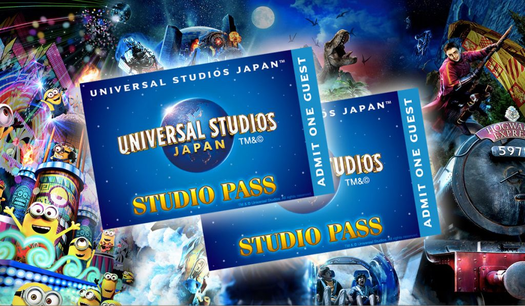 Buying tickets and how to save Universal Studios Japan Tips