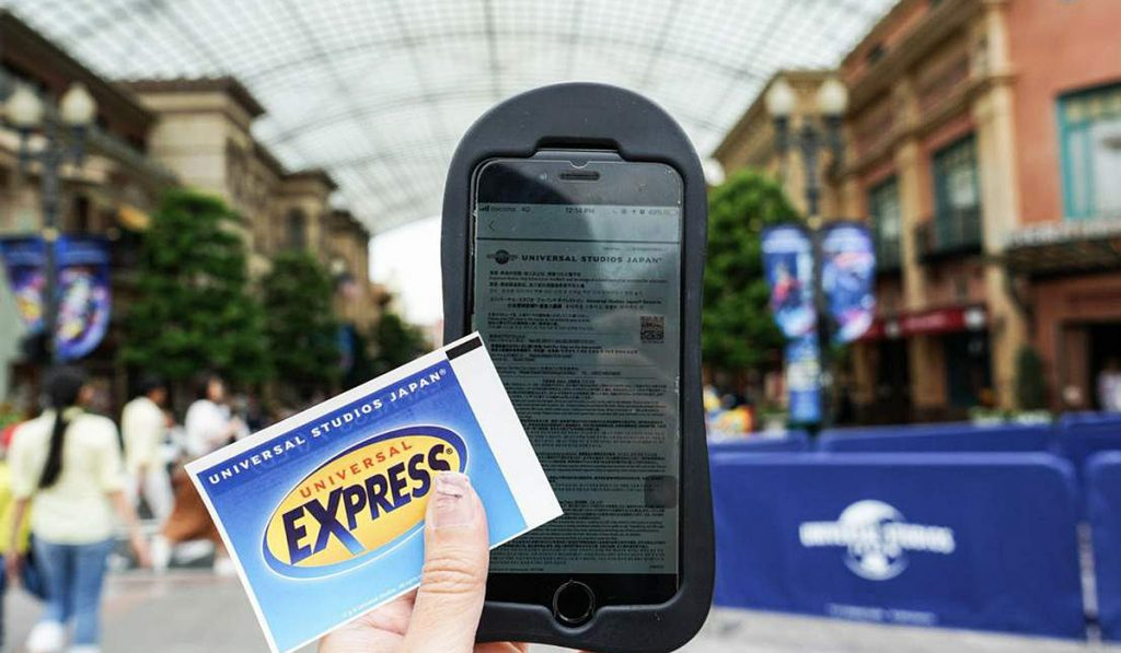Express Pass Universal Studios Japan Tips