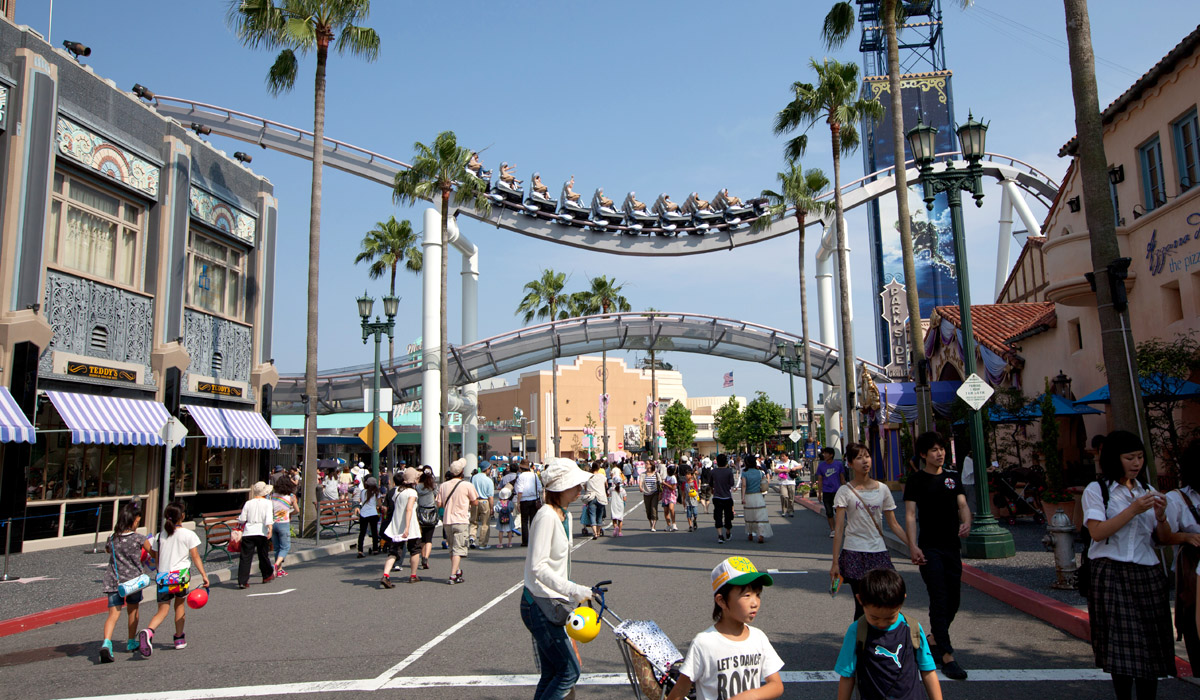 Walking Strategy and Best Rides Top 5 Universal Studios Japan Tips