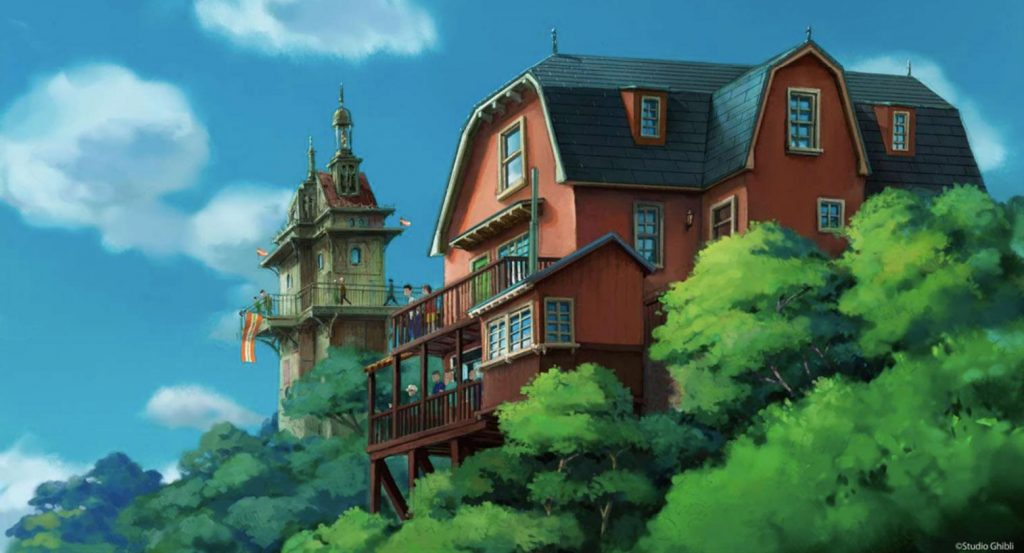Ghibli Amusement Park Seishun no Oka