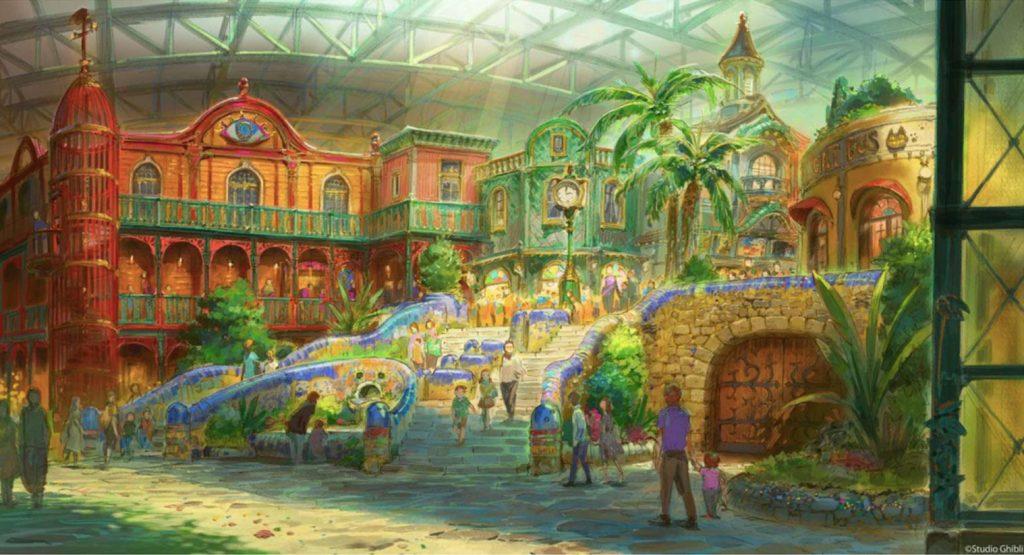 Ghibli Amusement Park Ghibli no Daisoko