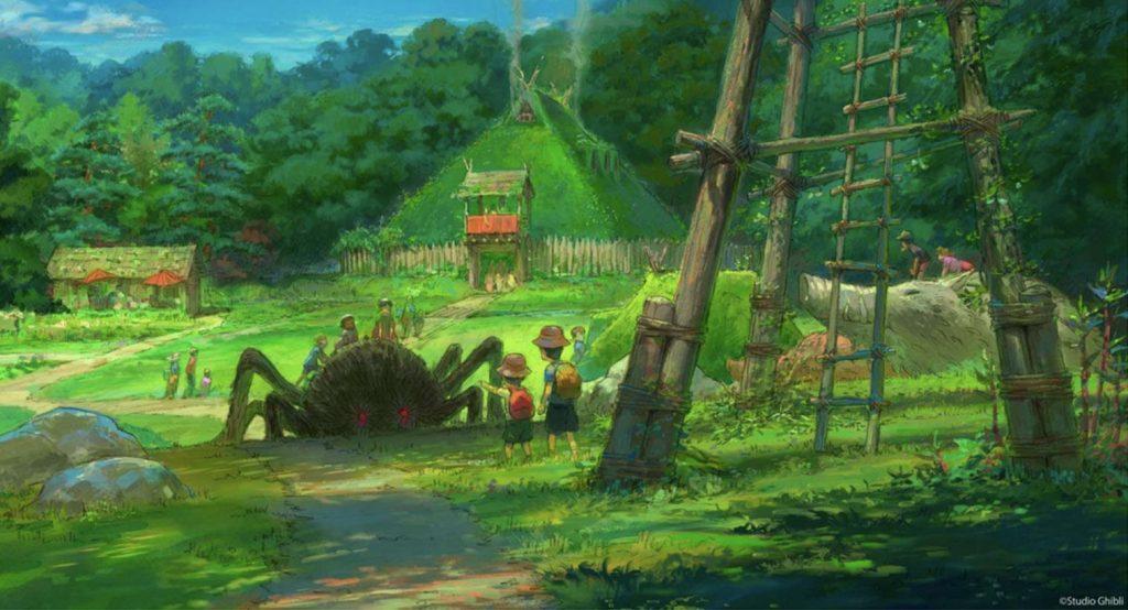 Ghibli Amusement Park Mononoke no Sato