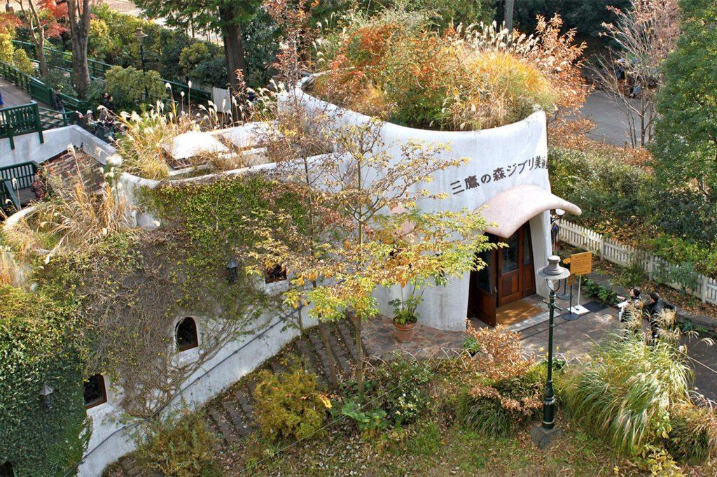 Ghibli Amusement Park Museum