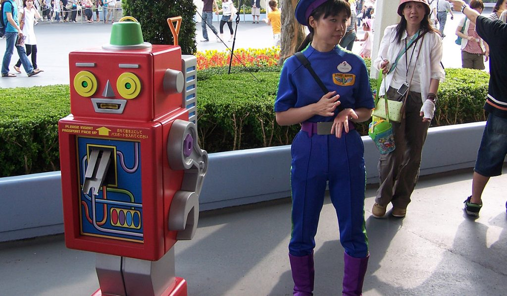 Not Planning Your Fast Passes tokyo disneyland