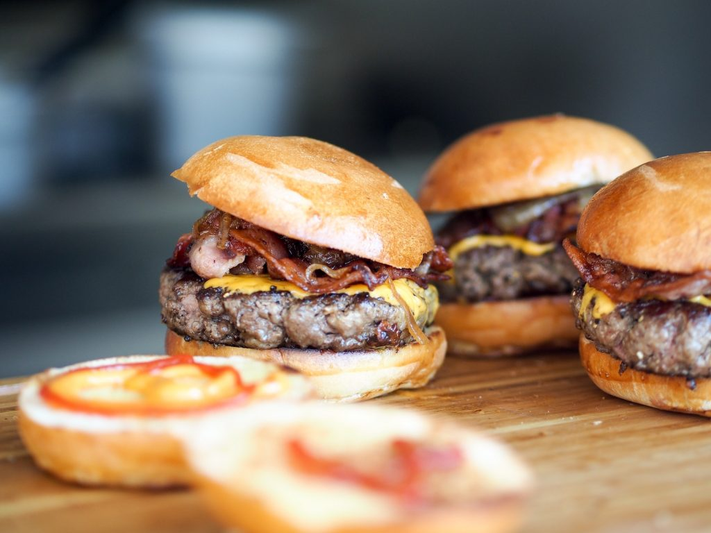 best burger tokyo