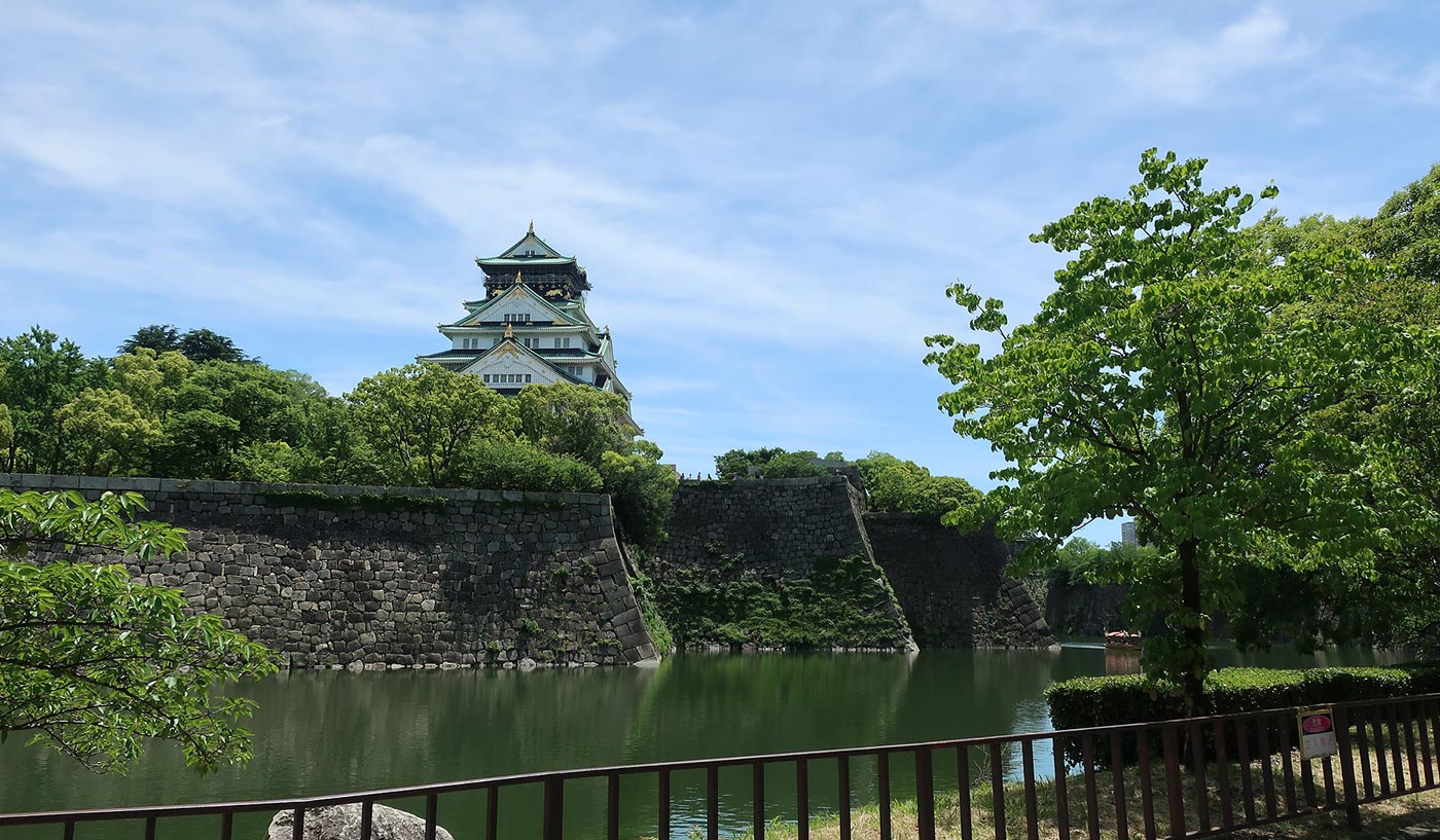 Things to do in Osaka Castle