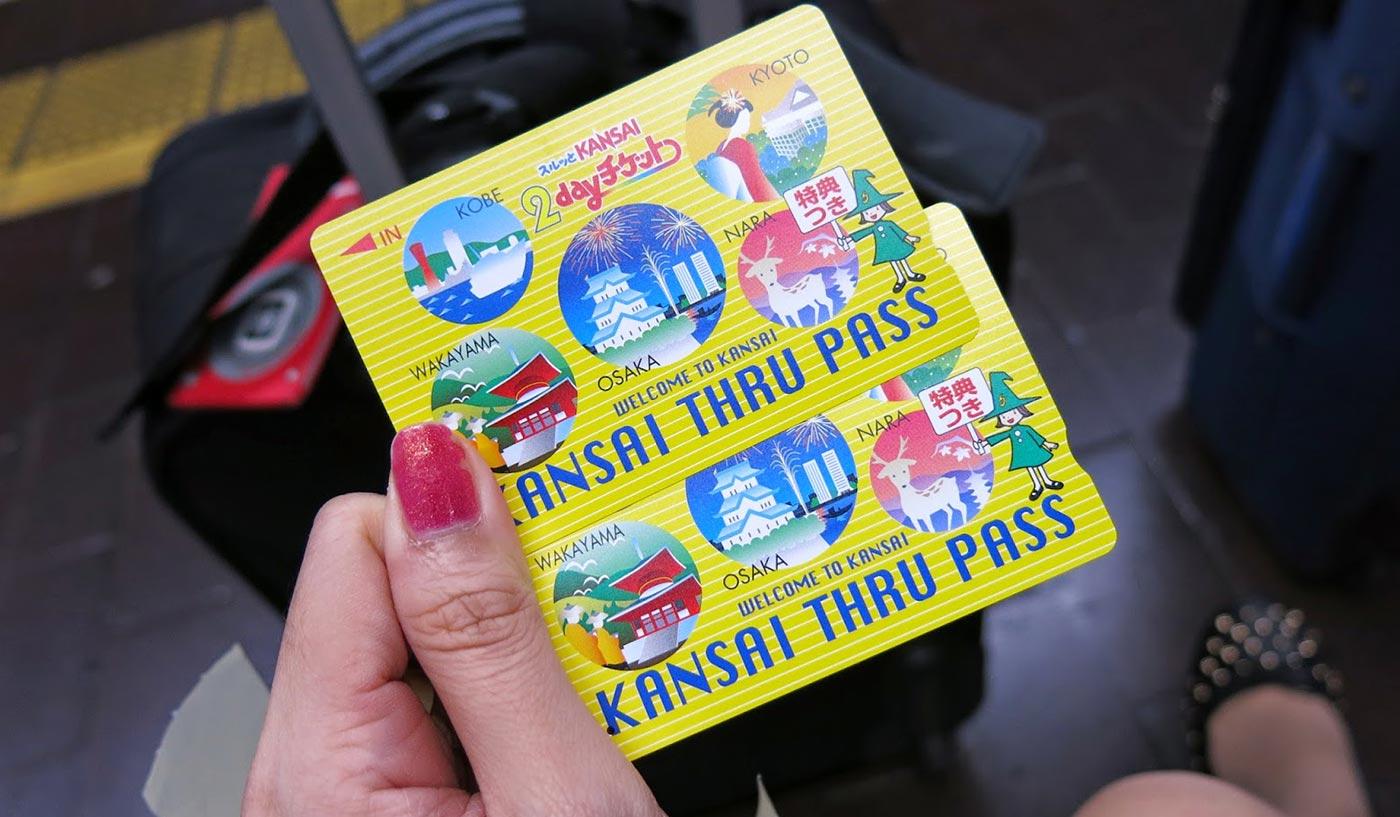 Things to do in Osaka Kansain Thru Pass