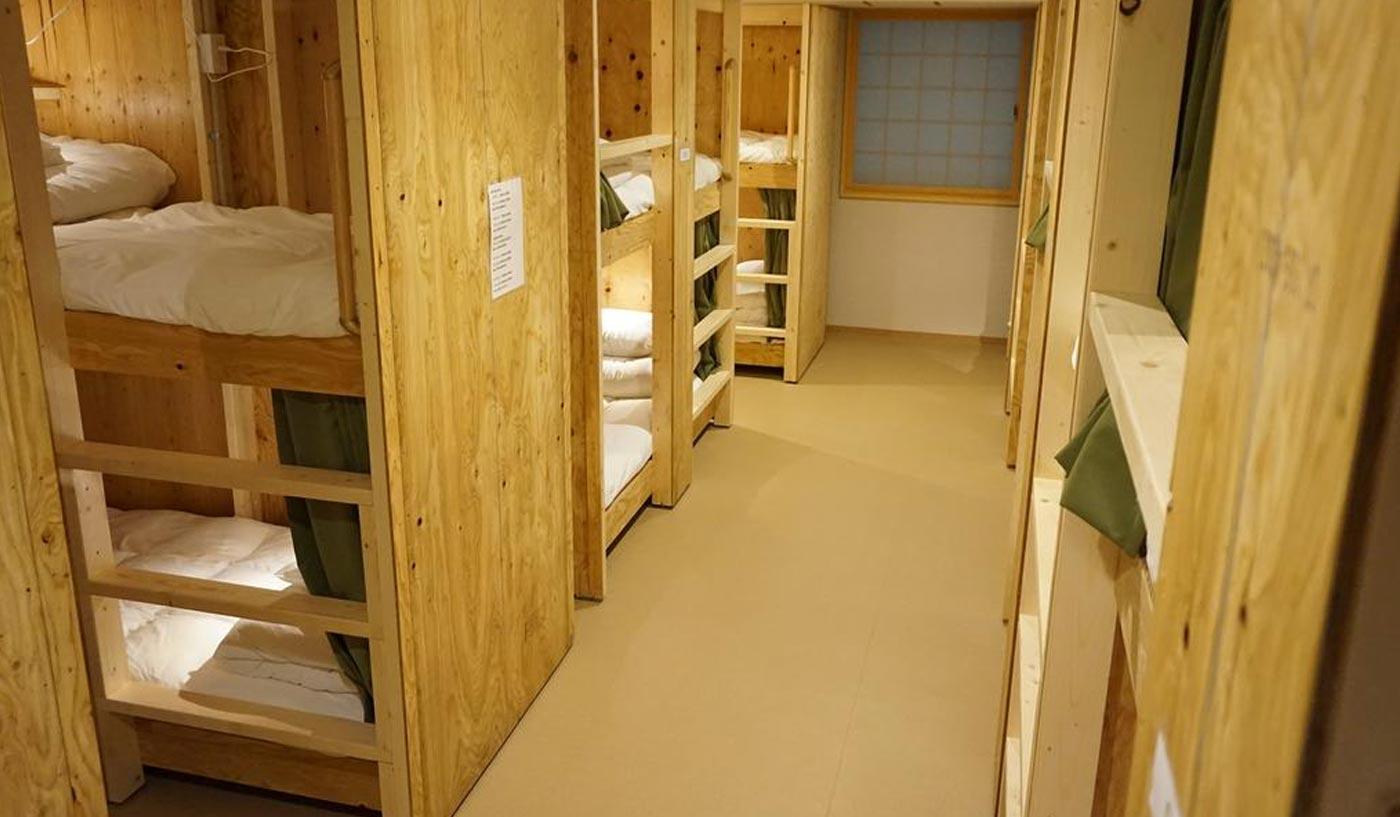 Things to do in Osaka Hostel Rakutsuki