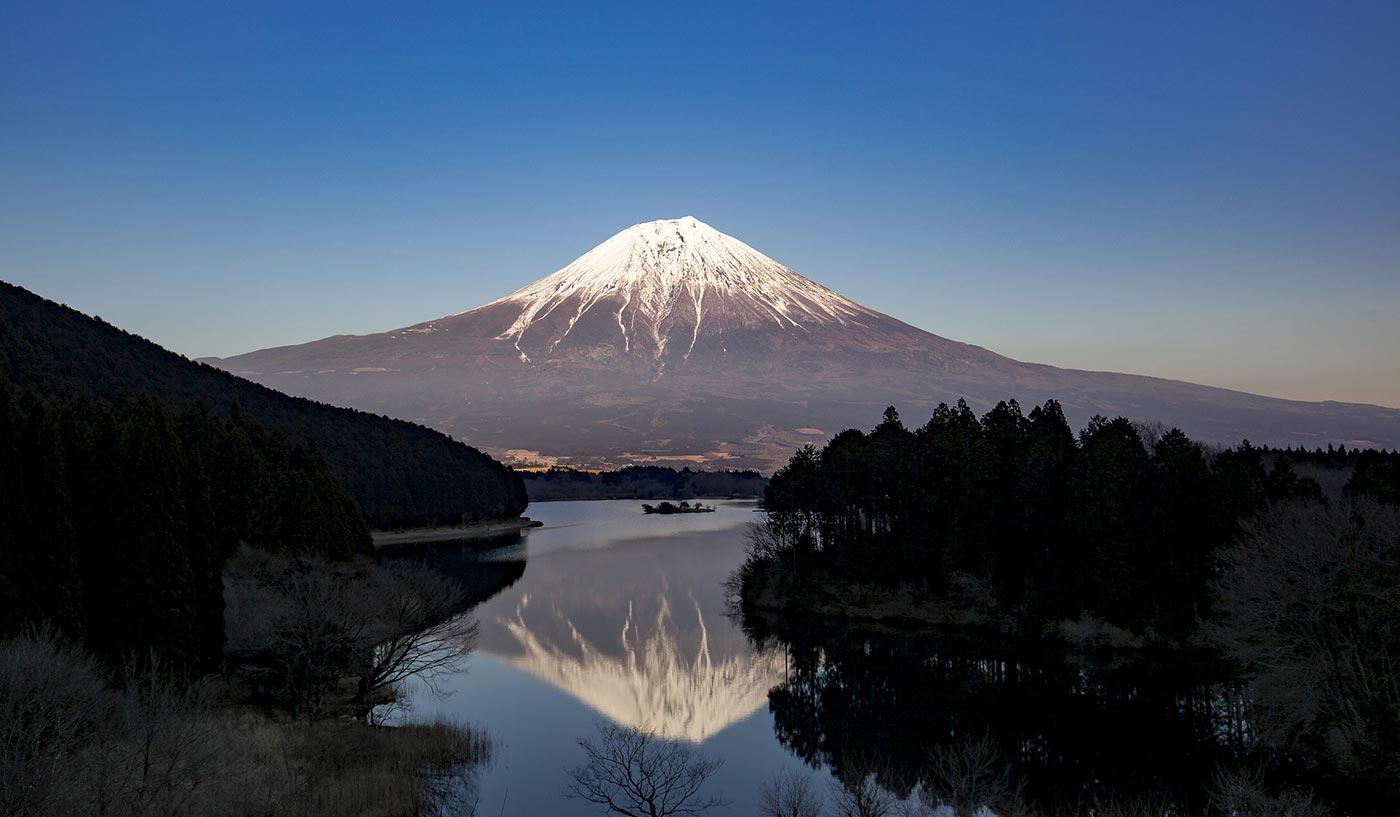 Tokyo to Mount Fuji