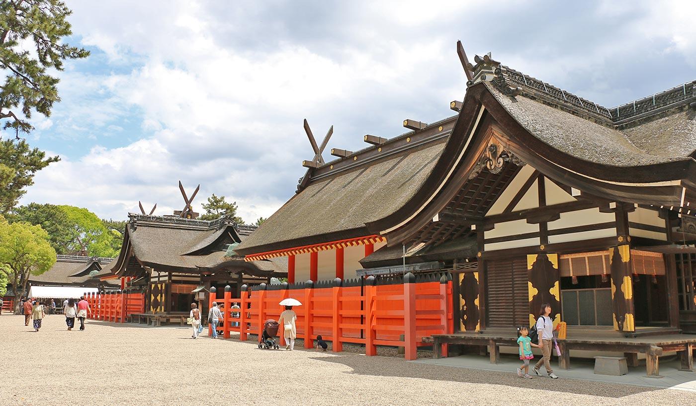 Things to do in Osaka Sumiyoshi Taisha