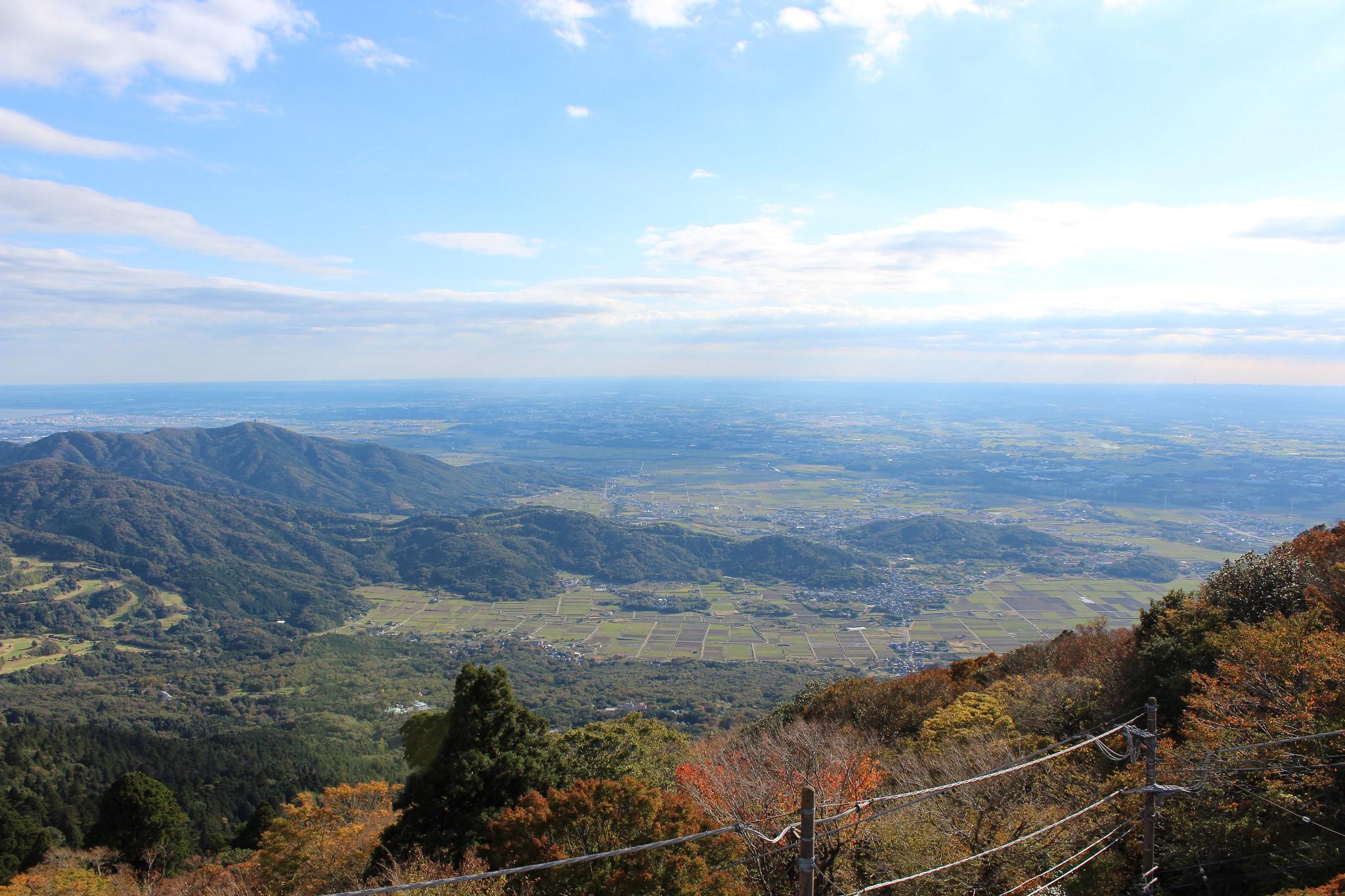 mount tsukuba to tokyo day trip