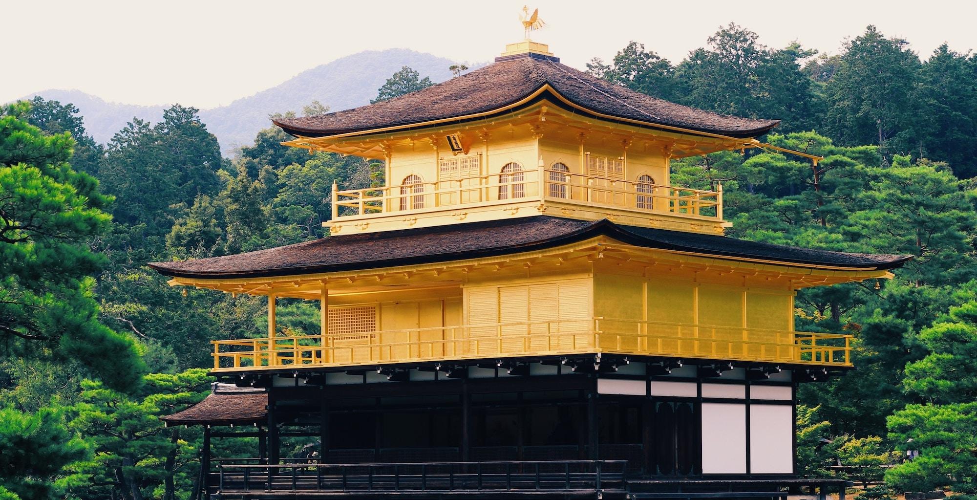 Discover Kinkakuji Temple, Kyoto's Golden Pavilion