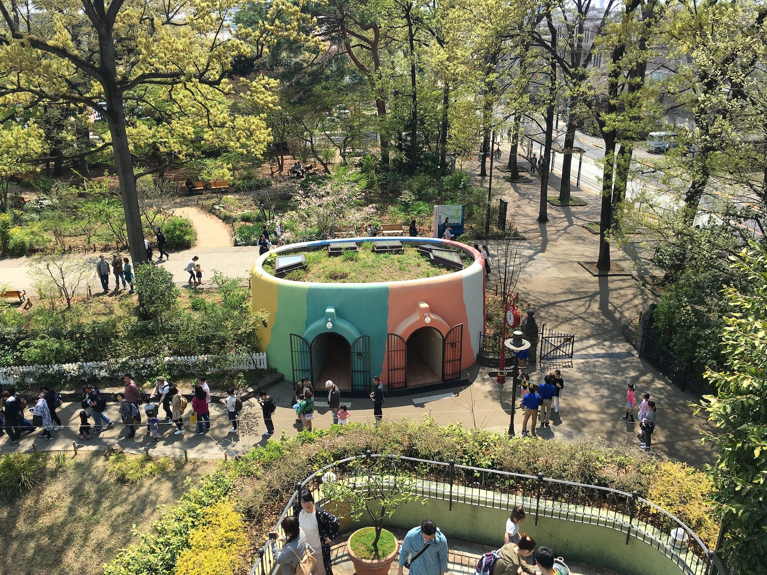 things to do tokyo with kids - ghibli museum2