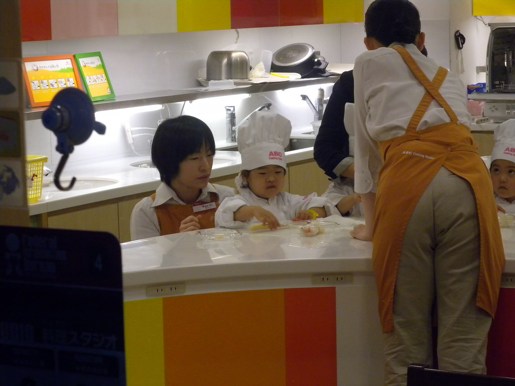 things to do tokyo with kids - kidzania