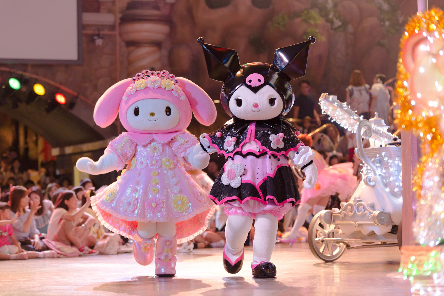 things to do tokyo with kids - sanrio puroland