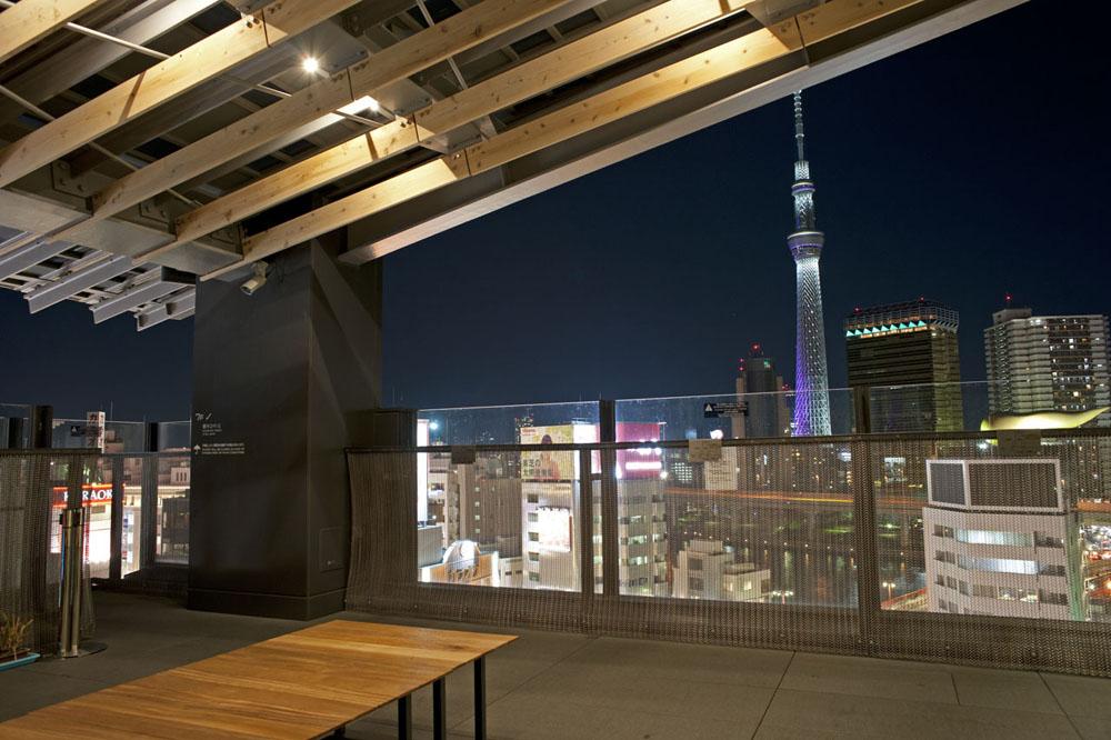 best free views tokyo