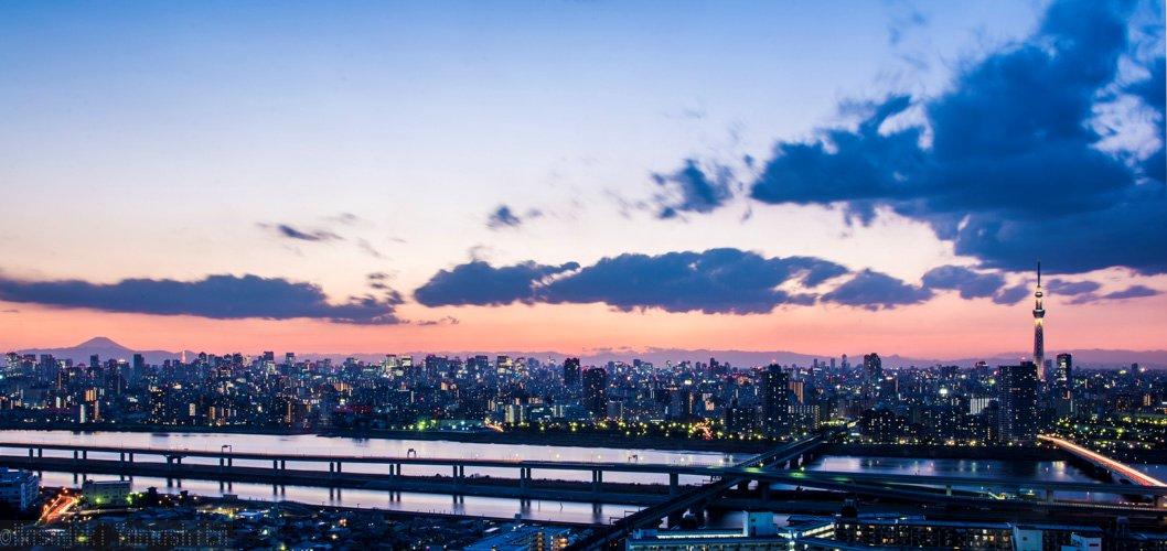 8 Best Free Views of Tokyo