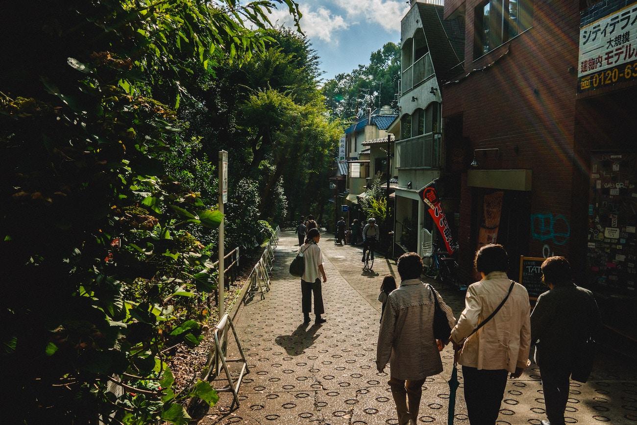 9 Off The Beaten Track Neighborhoods In Tokyo