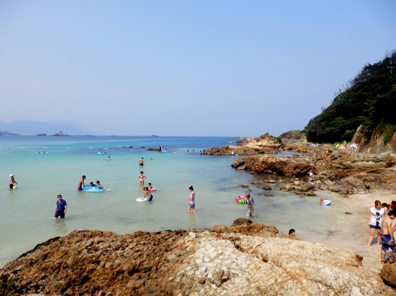 best beaches near tokyo - Kujuppama Beach