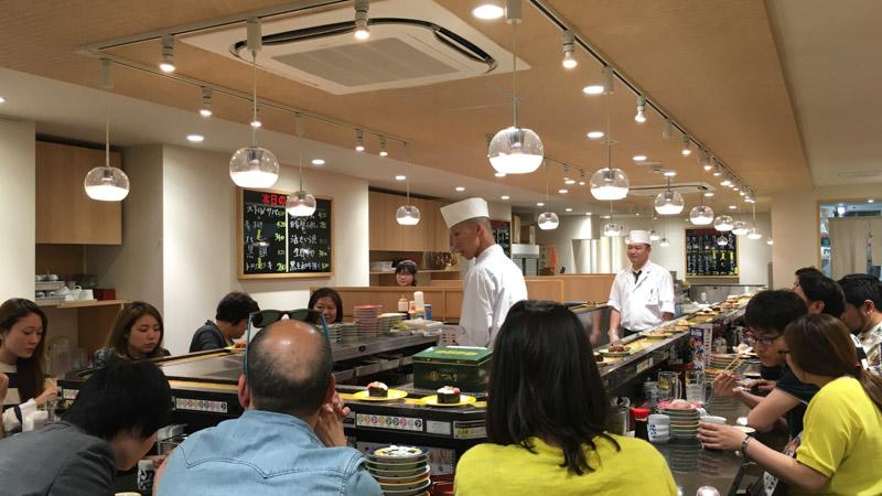 A Beginner's Guide To Sushi Menu