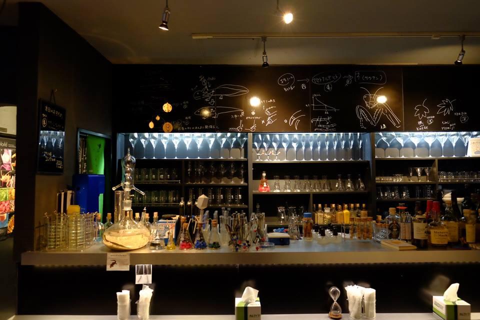 Best bars in Tokyo - Incubator