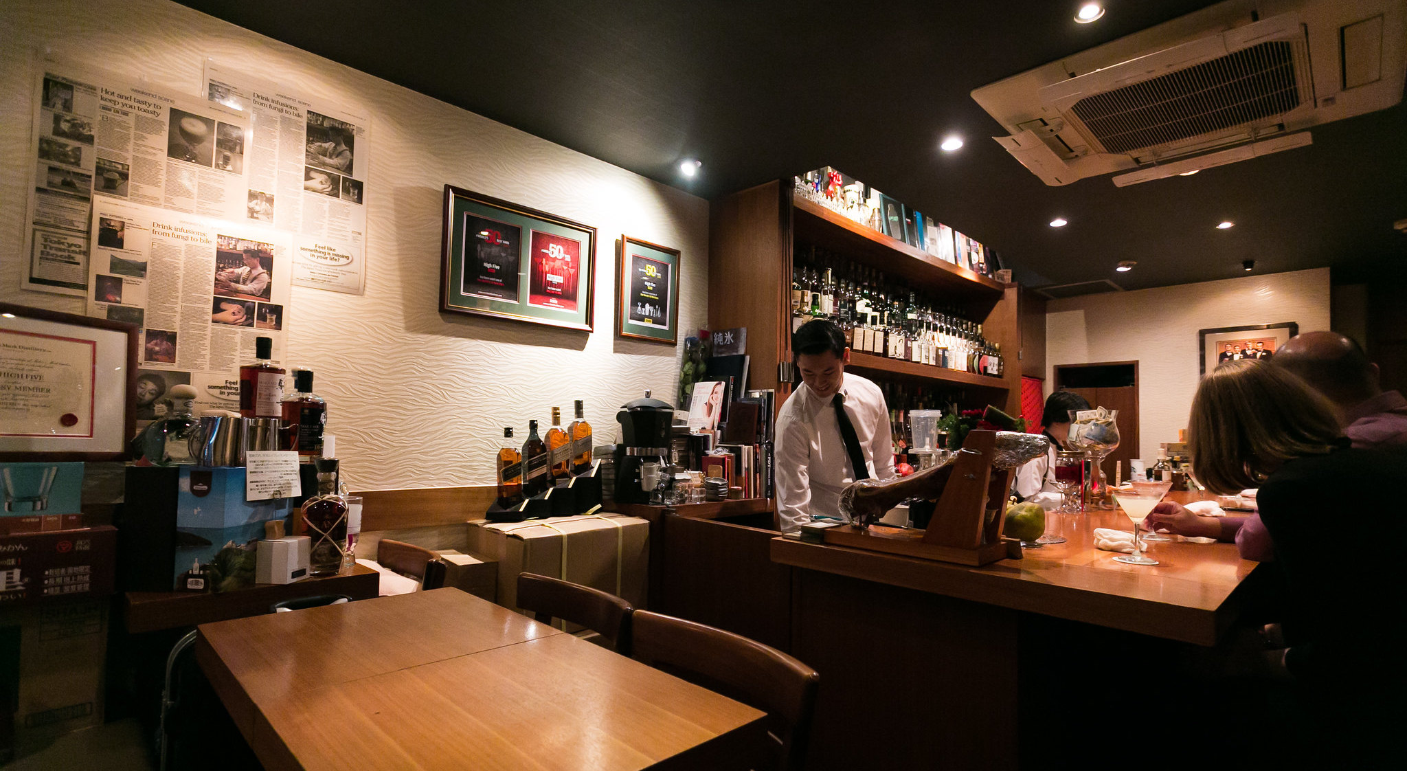 9 Of The Best Bars in Tokyo
