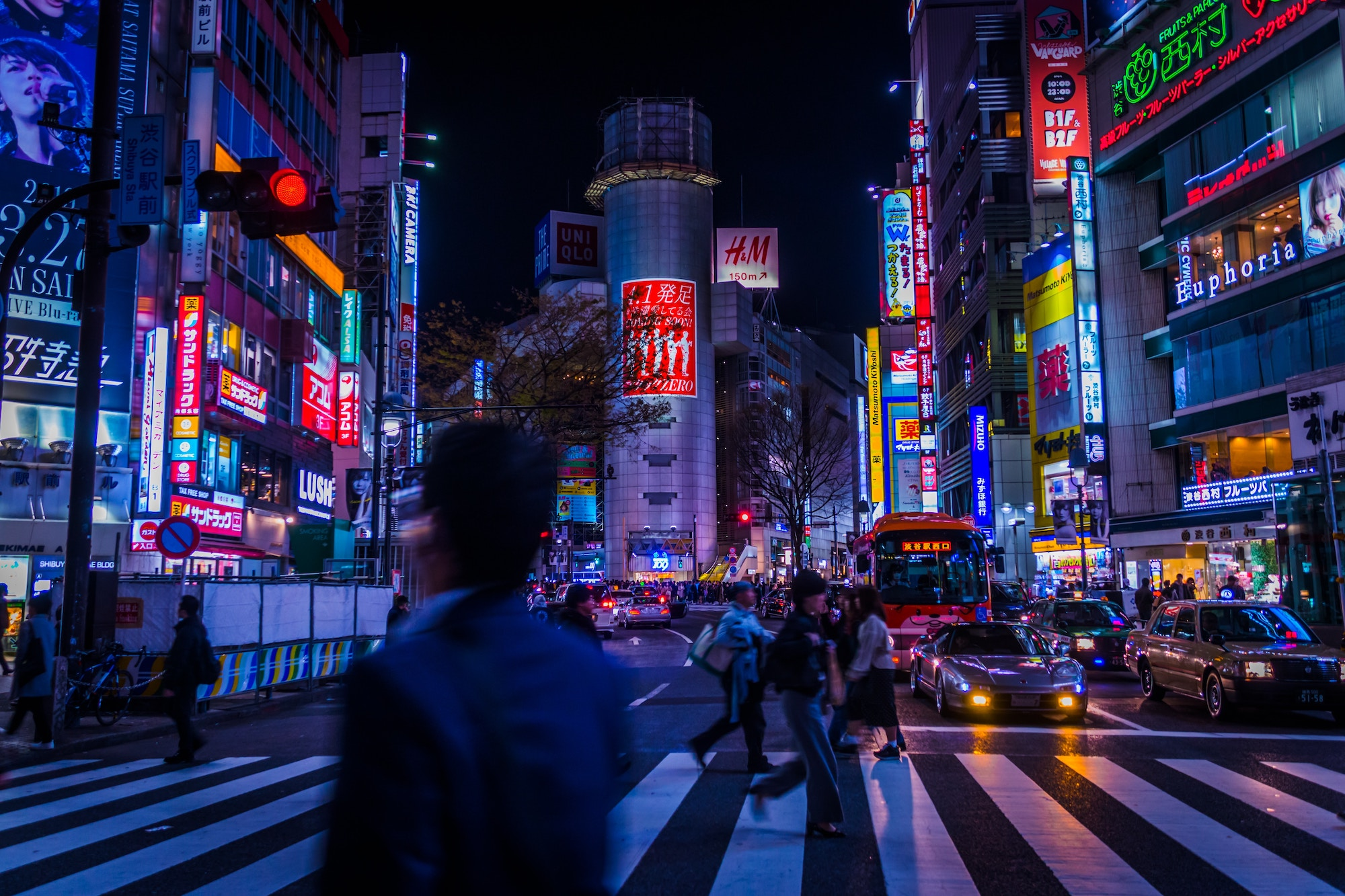 Best Things to Do in Tokyo at Night