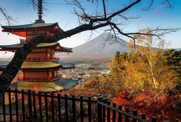 autumn japan 2019