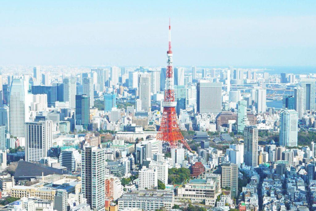 tokyo capital japan