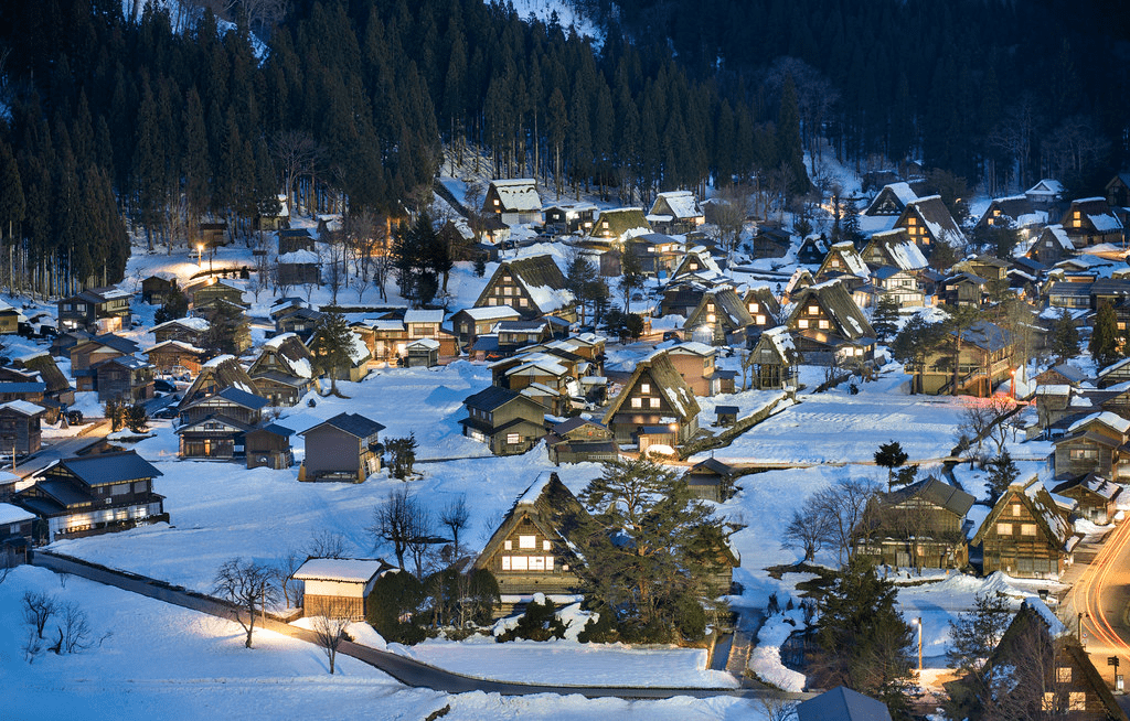 The Best Places to Visit in Japan During Winter