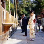etiquette shrine japan