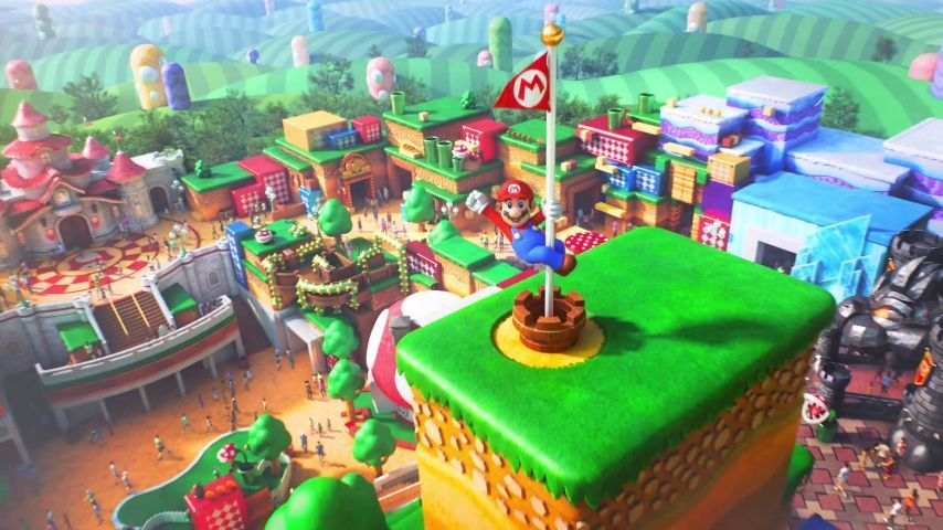 Super Nintendo World Is Expected To Open in February 2021 (Updated)