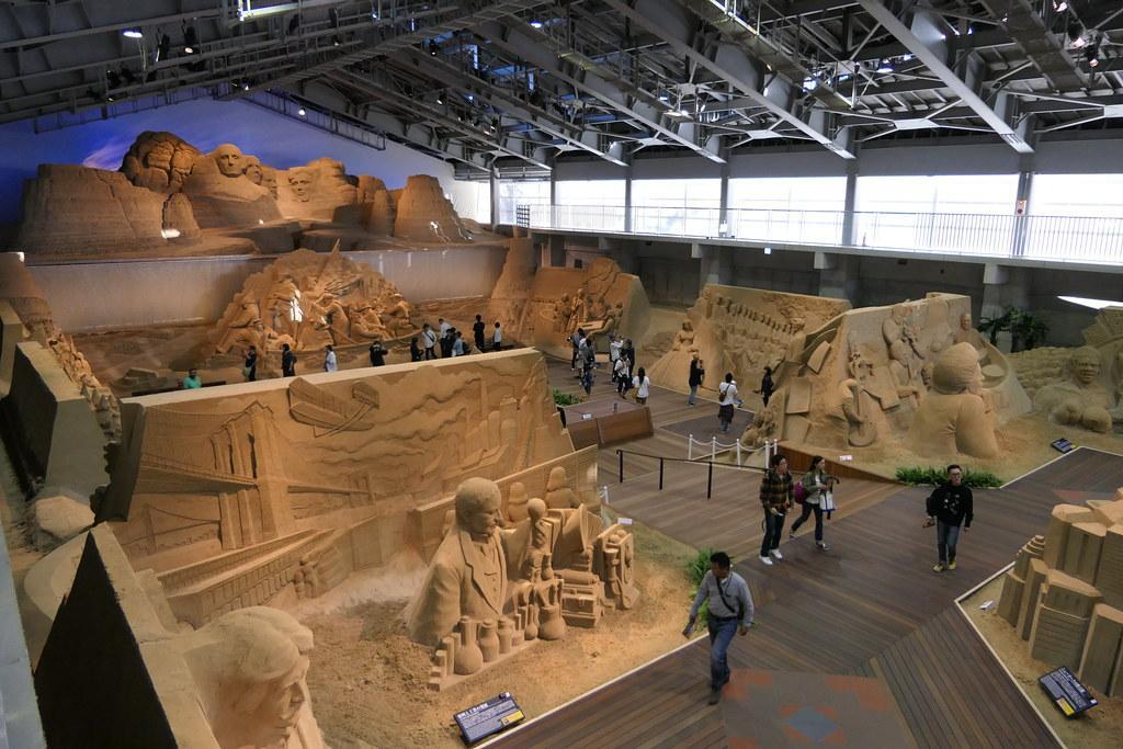 Sand museum