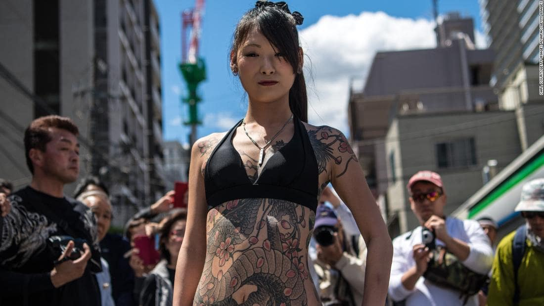 What is it Like to Travel Japan with Tattoos