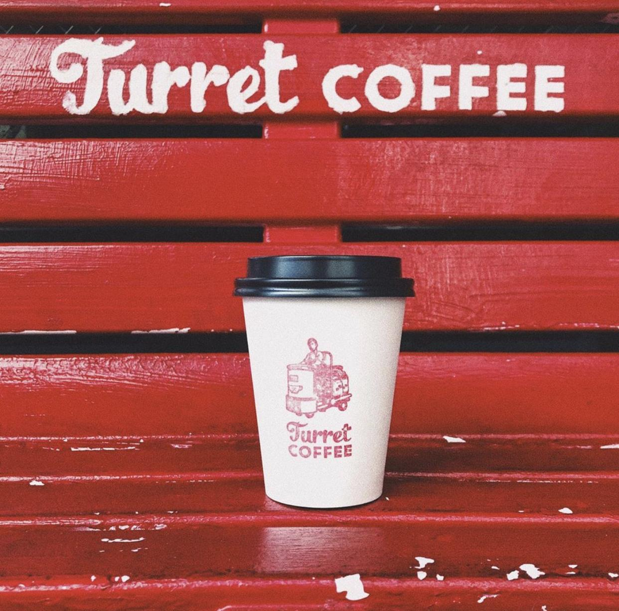 best coffee shop tokyo - Turret Coffee