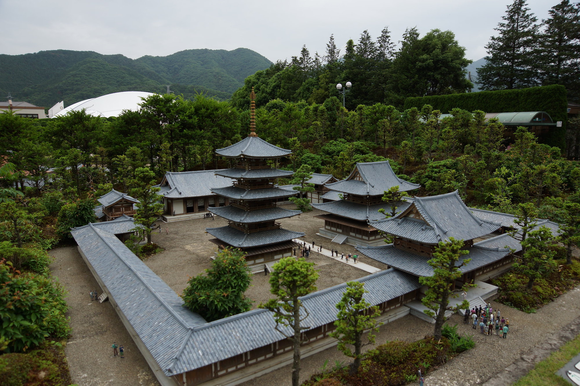 Discover Horyuji Temple, the oldest wooden building in the world