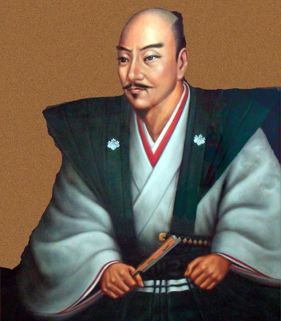japanese historical figures - Oda Nobunaga