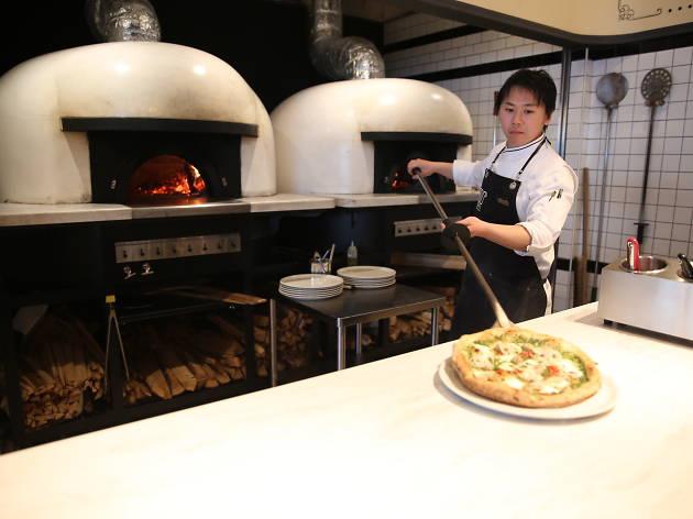 800 degrees pizza tokyo shinjuku15