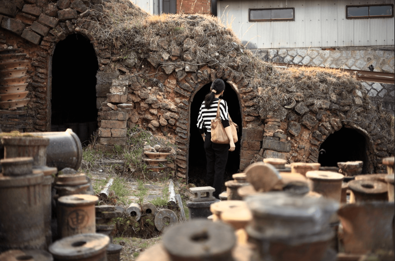 Shigaraki Pottery Town