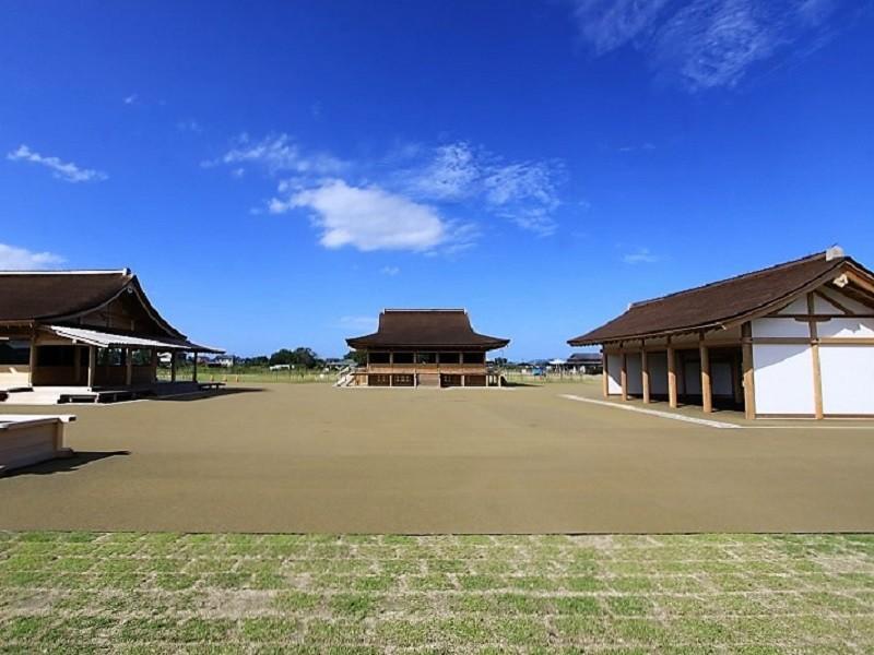 Saiku Heian-no-Mori Historic Park
